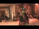 Ju Marconato dança cigana
