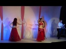 Aziza Mor Kahina Esmeralda e Pedro no Festival Shimmie 2011