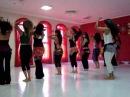 Aula work Ju Marconato Dança do Ventre