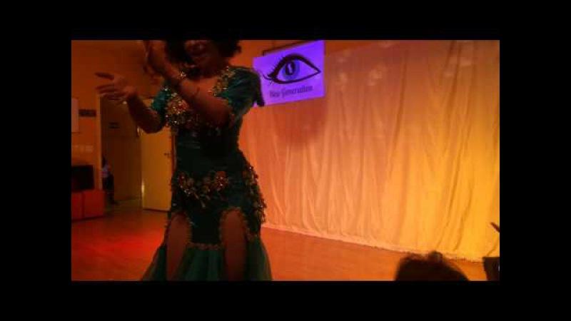 Esmeralda Colabone - Dancesmeralda - Projeto New Generation.