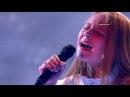 Такого голоса нет ни укого Кристина Ашмарина не смогла сдержать слез после