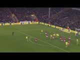 Norwich 5-1 Nottingham Forrest Howson Goal