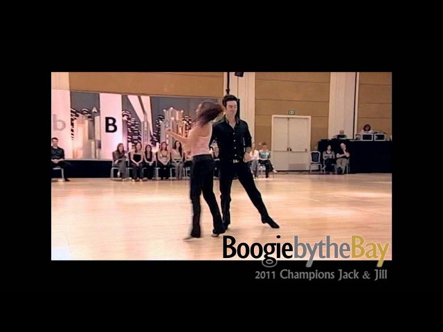 Jordan Frisbee Torri Smith - 3rd Place - 2011 Boogie by the Bay (BbB) - WCS Champions Jack Jill
