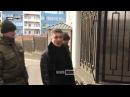 Одесса. Ветеран Беркута послал н@х шавку г@вносектора Стерненко