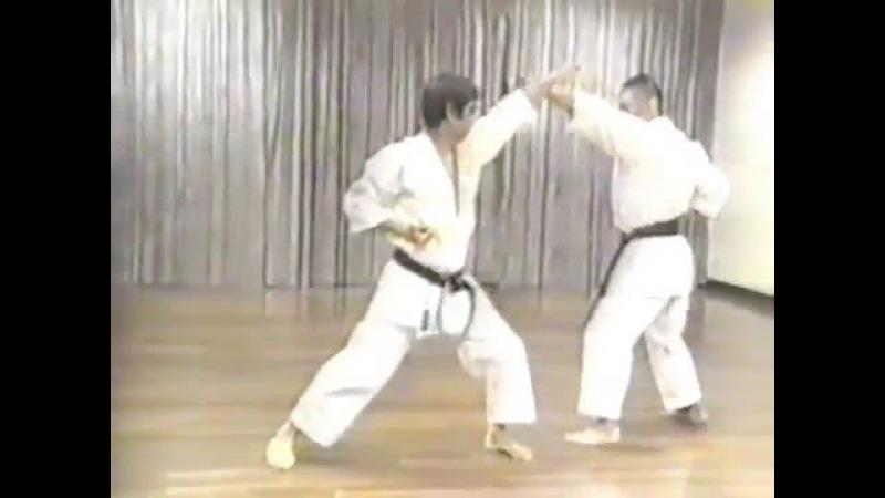 Kanazawa Hirokazu. Kyogi kumite. 1994.