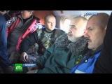 Отшельница Агафья Лыкова боится кашляющих людей и принимает подарки от Тулеева