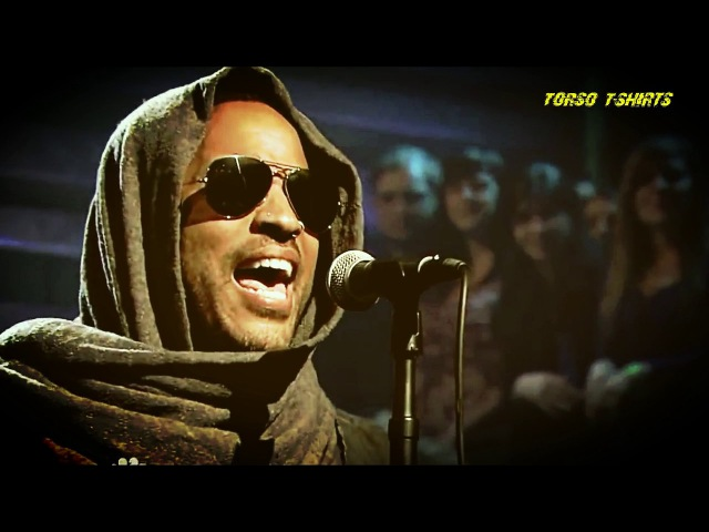 Lenny Kravitz Roots, Rock, Reggae live (Bob Marley)