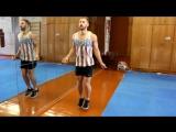 Тренировка со скакалкой для сердца и как легко похудеть!