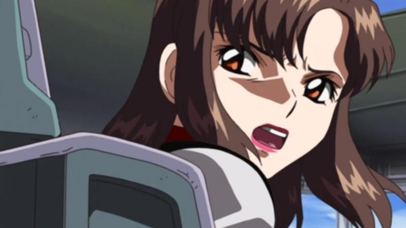 [SHIZA] Мобильный воин ГАНДАМ - Поколение / Kidou Senshi Gundam SEED Special Edition II Harukanaru Akatsuki TV-Special 1-2 серии