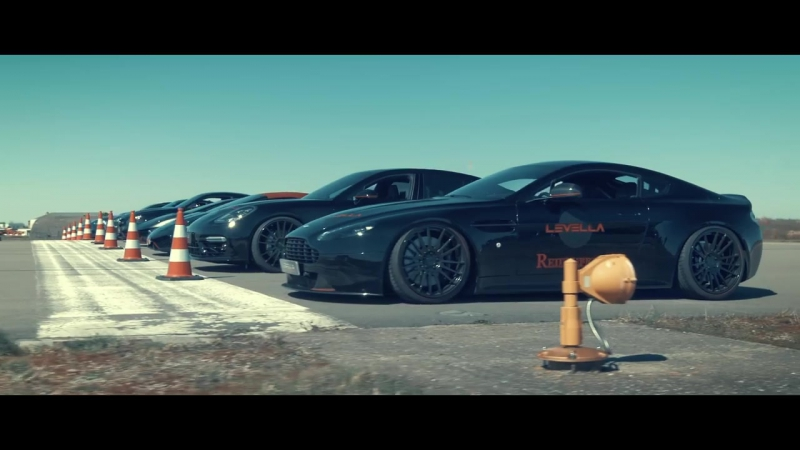 LEVELLA DragRace 10 modded cars racing Airfield