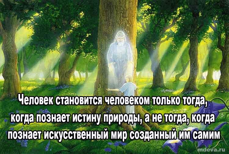 Познания духовного мира