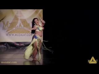 ANNA BORISOVA - 'Ana Bashaak', Muzalat Festival 2016 8072