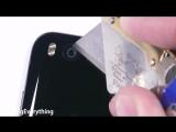 Xiaomi Mi6 Bend Test - Scratch Test
