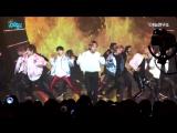 PERF 170225 BTS - Not Today (общий фанкам) @ Music Core