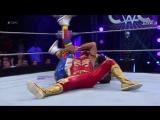 Cruiserweight Championship. TJ Perkins vs. Gran Metalik