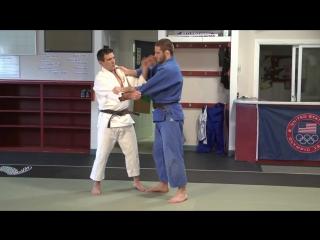 Takedowns for Judo BJJ_ Knee Osoto Gari