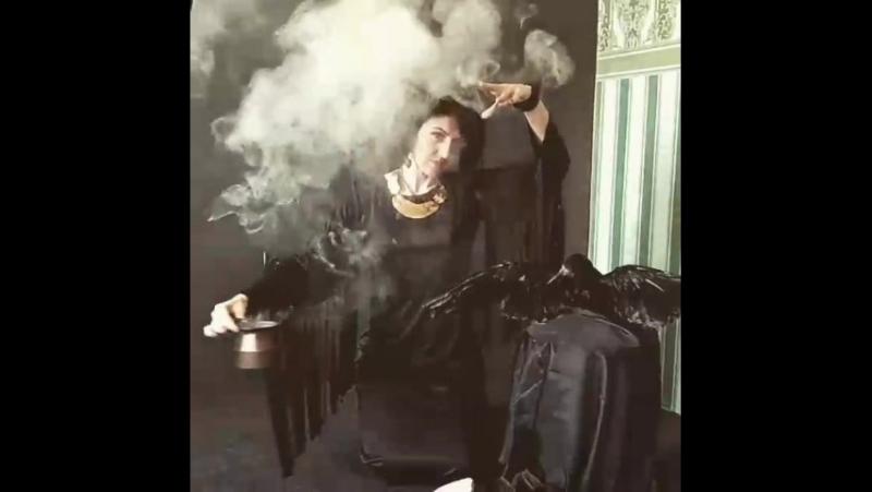 Съемки фотопроекта Все женщины ведьмы