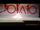 SABINA ZEMBATOVA- китайский фольклорный танец ДУША ПАВЛИНА . ДИПЛОМ ГРАН-ПРИ на I хореографическом конкурсе соло-исполнителей