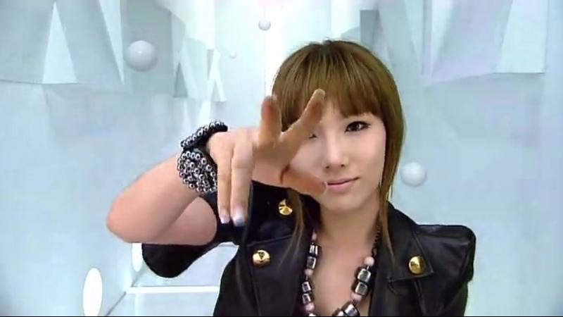 Girls Generation - Run Devil Run (3D Ver. Viewable in 2D)