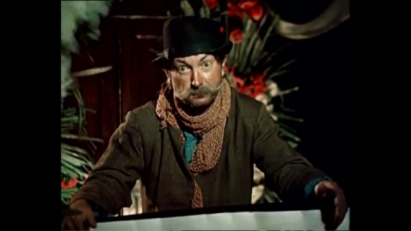 эпизод из фильма «12 стульев» (1976)