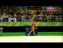 Рио 2016 Художественная гимнастика Финал Маргарита Мамун Булова