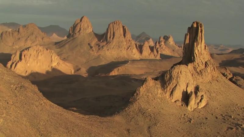 Алжир увиденный с неба L'Algérie vue du ciel 2015