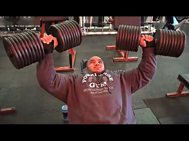 Big Ramy ''The 160kg Beast'' Ultimate Chest Training For MASS