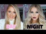 Natural Everyday Makeup + Glam Night Out Makeup Tutorial  2 Makeup Looks