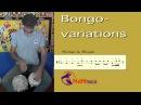 Bongo variations for beginners by Michael de Miranda