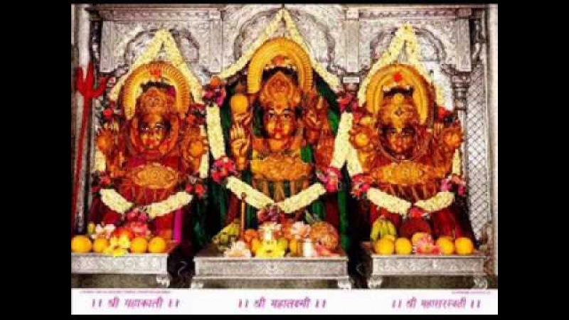 Деви Махатмья гл. 4 Прославление Богини Индрой и прочими Богами durga saptashati