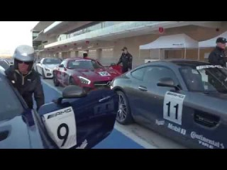 AMG Driving Academy Mannequin Challenge