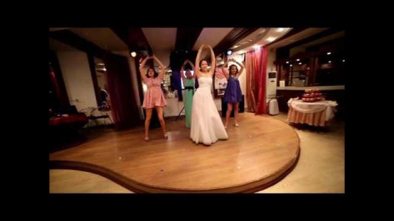 Танец невесты и подружек ( полная версия)