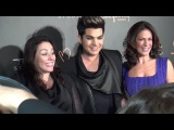 Exclusive: Adam Lambert Walks The Red Carpet At The We Are Family Foundation Gala
