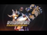 Developer Update | Doomfist | Overwatch