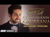 Best Of AYUSHMANN KHURRANA | Video Jukebox | Birthday Special | Hindi Songs | T-Series
