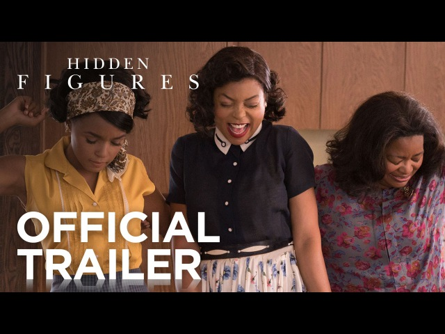 Hidden Figures Teaser Trailer HD 20th Century FOX