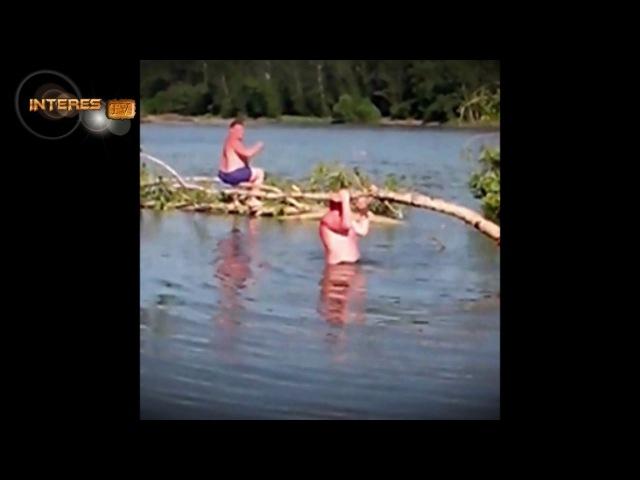 Три Самых Эпичных Падения в реку :))
