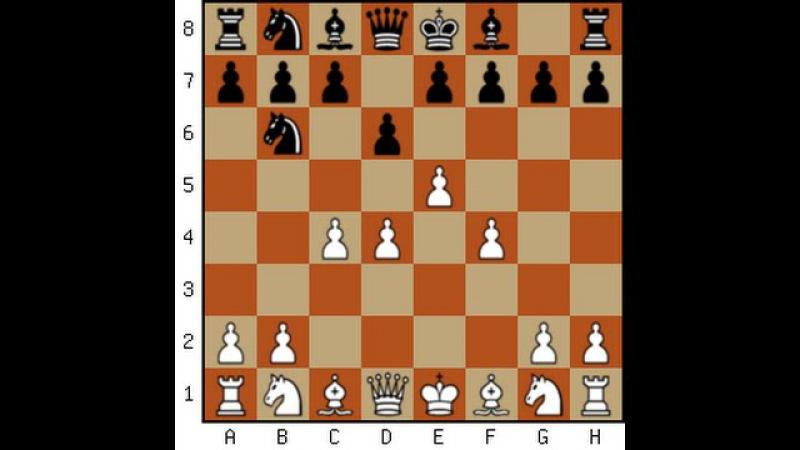 Защита Алехина.Система четырех пешек.Часть 2б 7.Се3 и 9...Сg4
