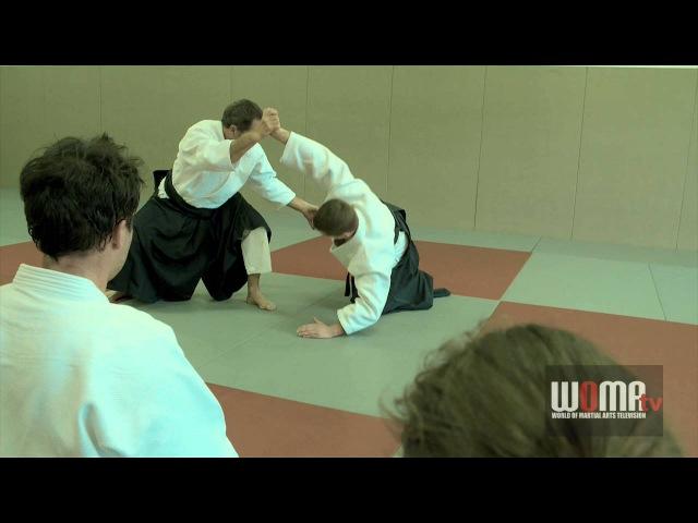 Aikido Nikyo 3 Christian Tissier