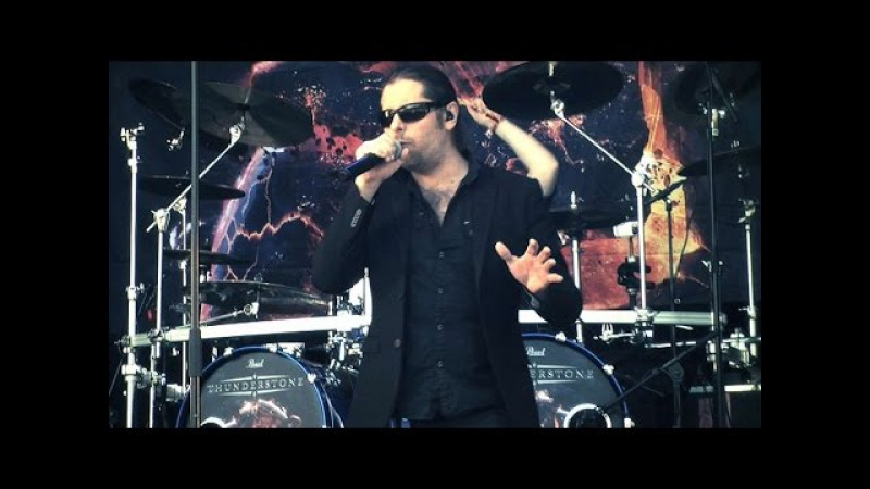 THUNDERSTONE - Through the Pain (2016) official clip AFM Records
