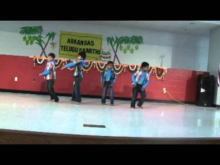 Yahoo Yahoo (Mirchi) Arkansas Ugadi Celebrations 2013