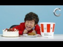 Christmas Foods | American Kids Try Food from Around the World - Ep 10 | Kids Try | Cut
