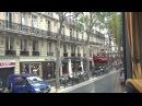 Париж. ул. Риволи, Монпарнас, пл. Трокадеро, Эйфелева башня.