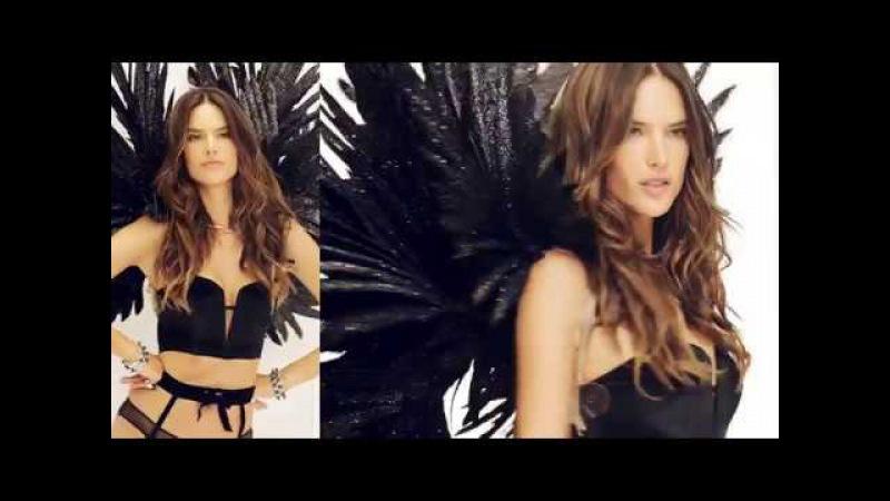 Алессандра на Victoria's Secret Fashion Show 2016