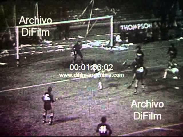 Boca Juniors vs Independiente de Avellaneda - Copa Libertadores 1979