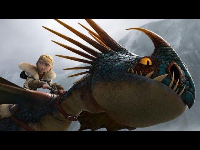 ДРАКОНЫ И ВСАДНИКИ ОЛУХА 1 СЕЗОН 16 СЕРИЯ Как приручить дракона