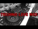 Techno Live Mix - DJ ToDo Crazy b2b NightFire (Live Pioneer DJM 850 CDJ 1000 mk) 2017