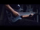 Fredrik Thordendal from Meshuggah plays Pigtronix Mothership Analog Guitar Synth &amp Fractal Axe-FX II