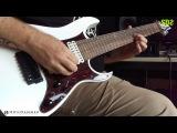 Jon Symons - 'Korvax' playthrough (OwnHammer MAR-CB EVM &amp Axe FX)