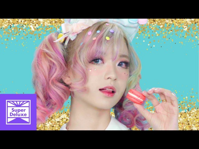 Macaron Lolita Makeover | Turnt Beauty